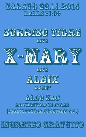 X Mary